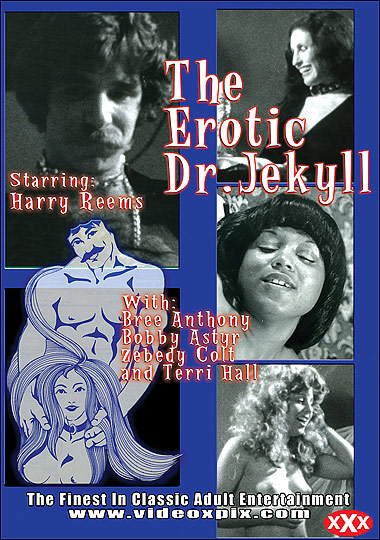 The Erotic Dr Jekyll with Harry Reems
