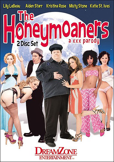 The Honeymoaners XXX Porn Parody - Lee Roy Myers