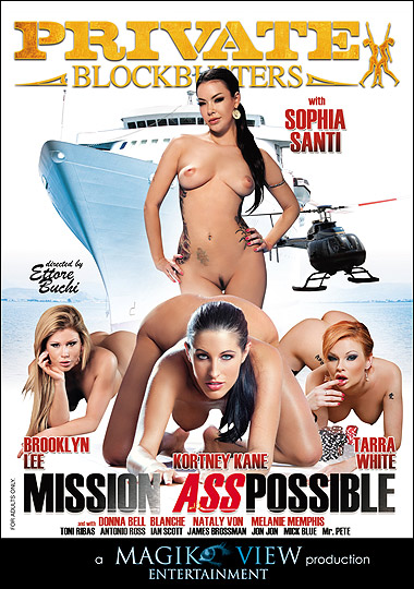 Mission Ass Possible - Private XXX porn parody