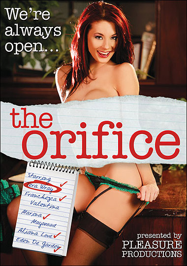 The Orifice - xxx porn parody of The Office