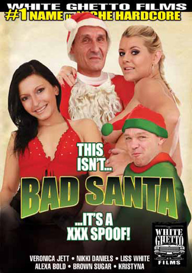 This Isn't Bad Santa XXX Spoof
