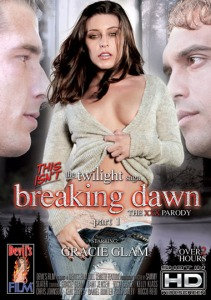 This Isnt Twilight Breaking Dawn XXX Porn Parody