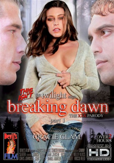 This Isn't Twilight Breaking Dawn XXX Porn Parody