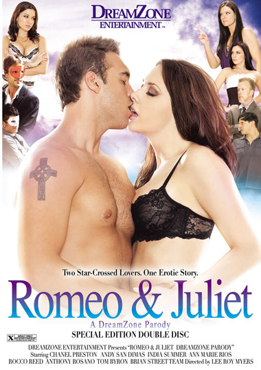 Romeo and juliet porn confirm. happens