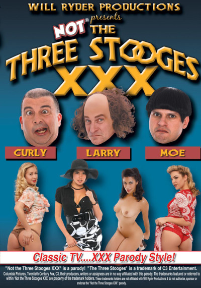 Not The Three Stooges XXX porn parody