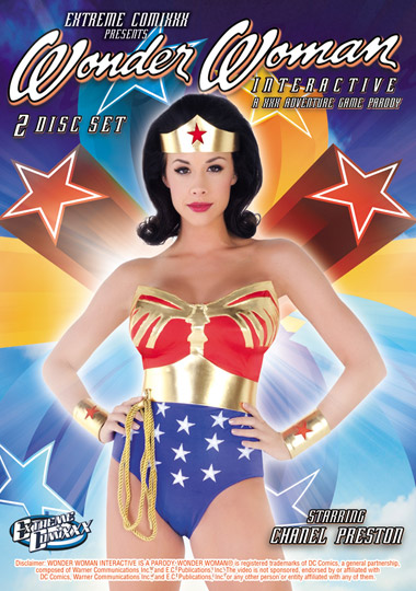 Wonder Woman Interactive - Chanel Preston
