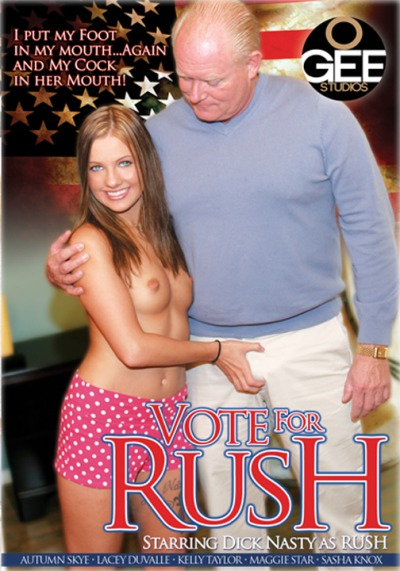 Vote For Rush - XXX Limbaugh Porn Parody
