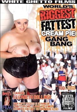 Milf gang Worlds biggest creampie