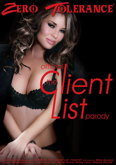 Official The Client List Parody - Zero Tolerance XXX