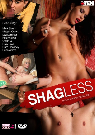Shagless XXX Porn Parody - based on Shameless UK TV series