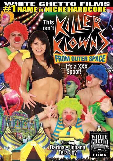 Clown Porn The Parody
