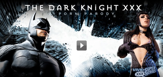 The Dark Knight XXX: A Porn Parody - Vivid