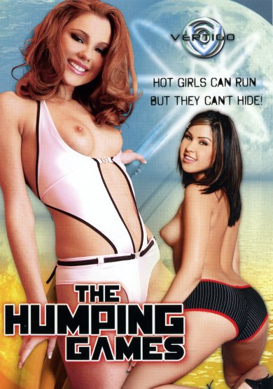 The Humping Games - XXX Hunger Games porn parody