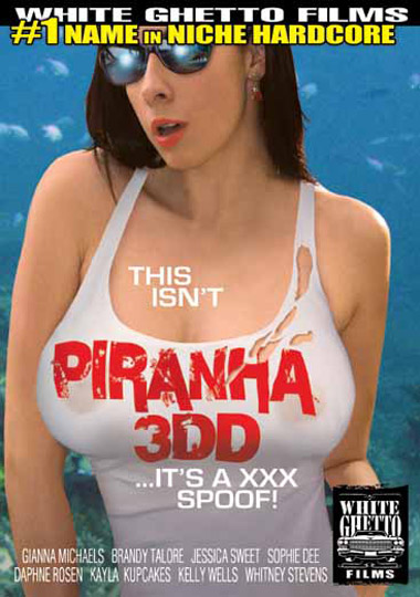 This Isn't Piranha 3DD XXX Spoof Porn Parody