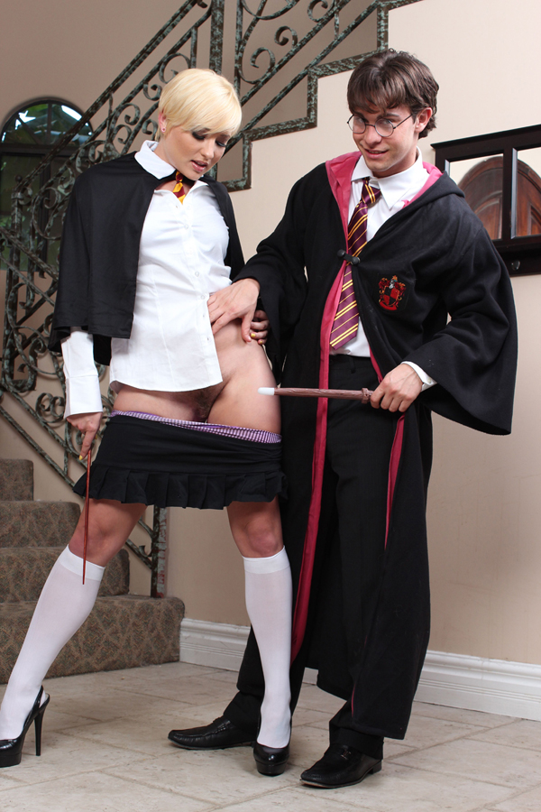Harry potter porn spoof