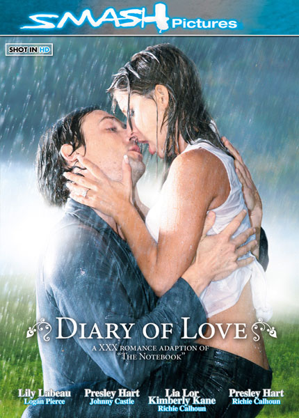 Diary of Love: a XXX Romance Adaptation of The Notebook - starring Presley Hart, directed by Jim Powers