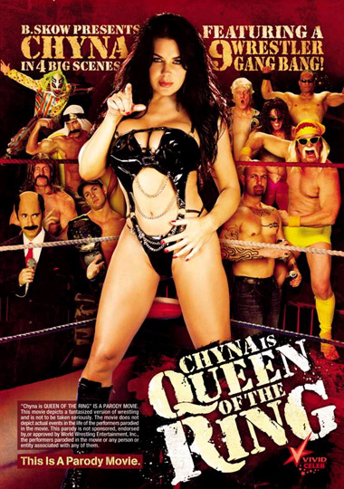 Chyna Is Queen Of The Ring - XXX pro wrestling porn parody