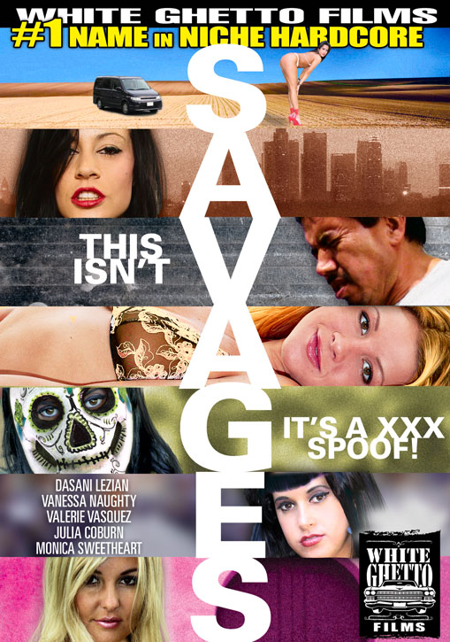 This Isn't Savages ... It's A XXX Spoof!