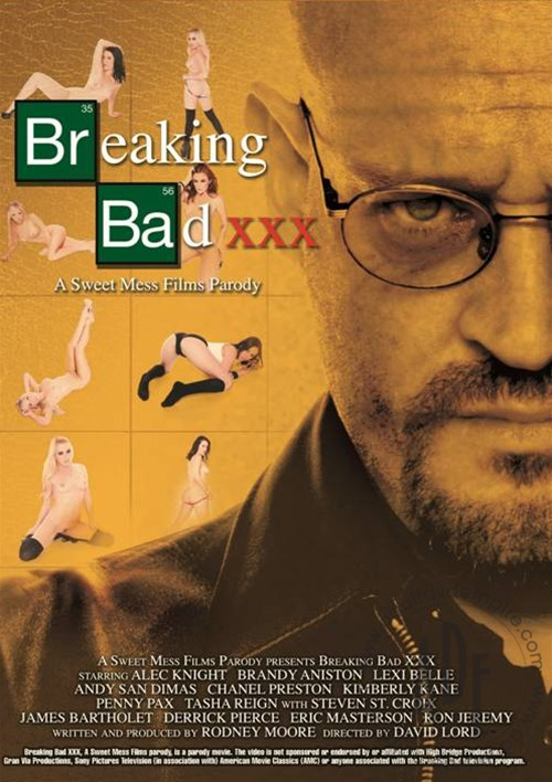 Breaking Bad XXX porn parody