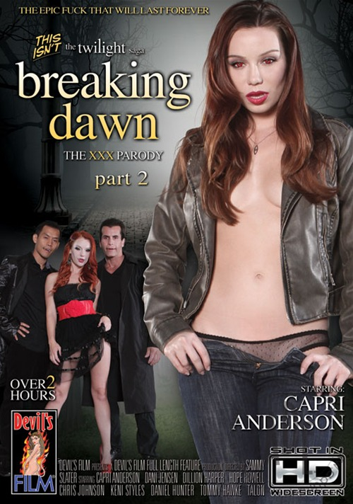 Twilight Saga: Breaking Dawn: XXX Parody: Part 2