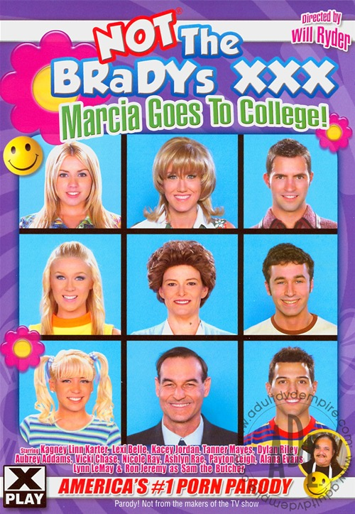 Not The Bradys XXX: Marcia Goes To College!