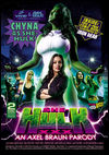 Thumbnail image for Chyna as She-Hulk now playing, DVD next week