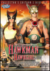 The Adventures of Hawkman & Hawkgirl: An Extreme Comixxx Parody