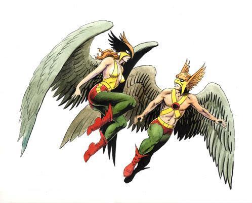 hawkman-hawkgirl-comics
