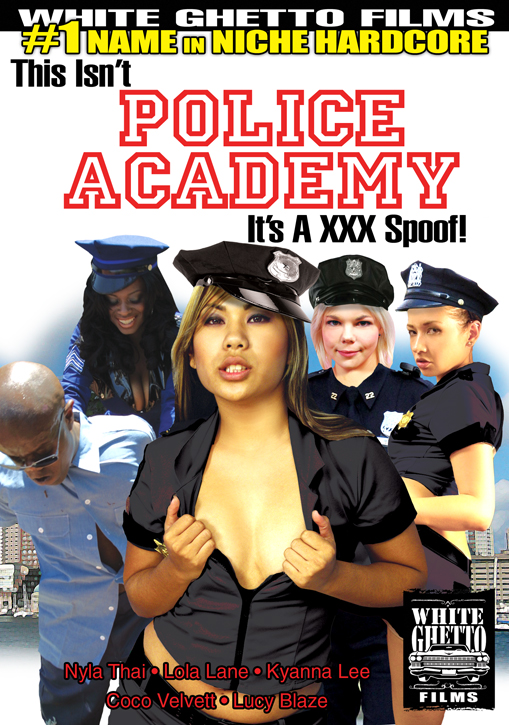 This Isn't Police Academy ... It's A XXX Spoof!