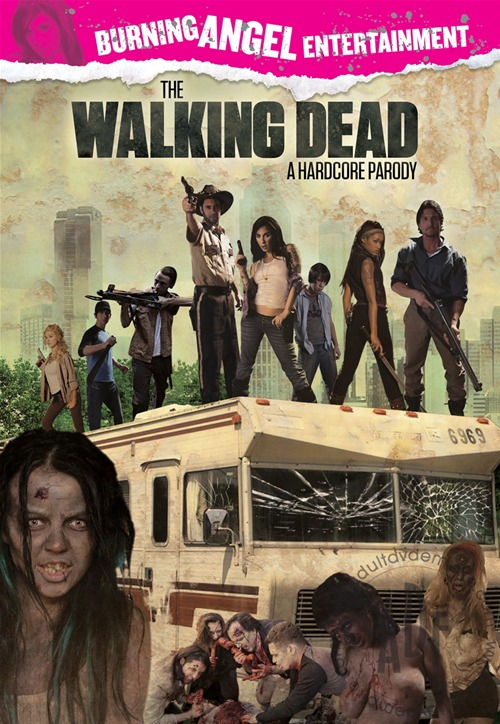 The Walking Dead: A Hardcore Parody - Burning Angel