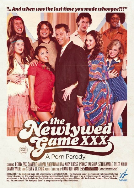 The Newlywed Game: A XXX Parody
