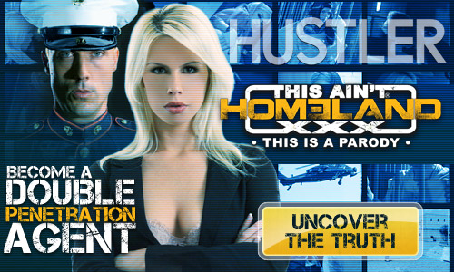 This Ain't Homeland XXX - Axel Braun porn parody for Hustler