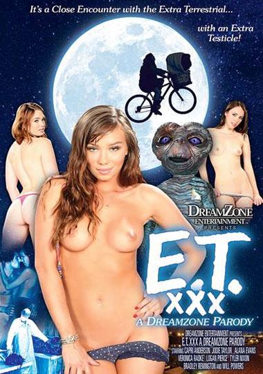 E.T. XXX porn parody starring Capri Anderson