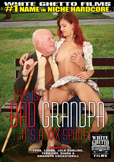 This Isn't Bad Grandpa, It's a XXX Spoof - Jackass porn parody