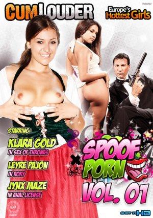 Spoof Porn, Volume 1