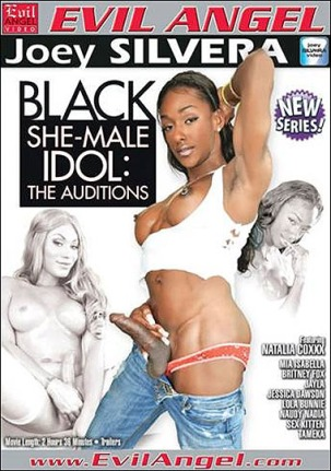 Black Shemale Idol: The Auditions