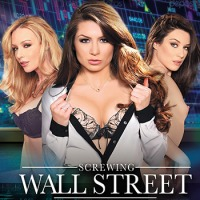 Screwing Wall Street introducing Veronica Vain thumbnail