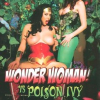 Anastasia Pierce as Wonder Woman battles Poison Ivy and Batgirl thumbnail