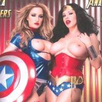 Anastasia Pierce brings more Wonder Woman XXX BDSM cosplay awesomeness thumbnail